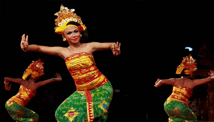 Tari Tenun, Tarian Tradisional Dari Bali