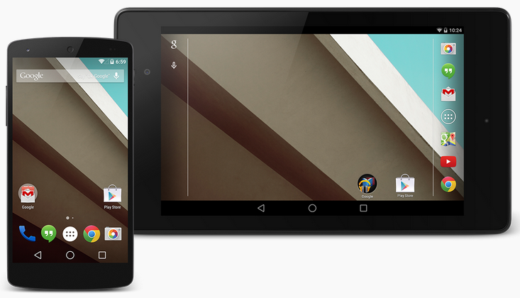 Google's Android L Review, Features, Compatibility & Availability Details
