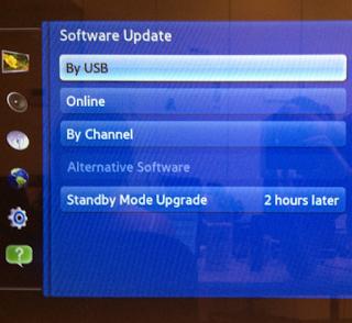 Samsung TV Software Update 2019 Download Free -