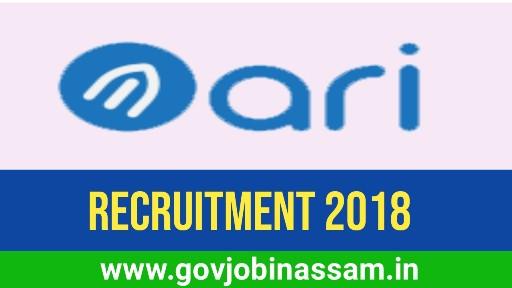 Oari Collab Pvt. Ltd Recruitment 2018, govjobinassam