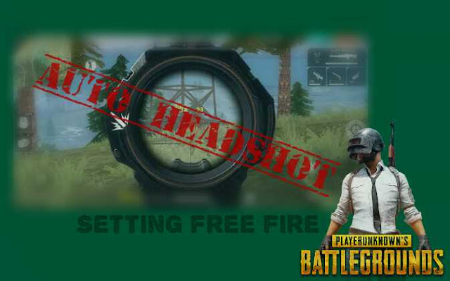 setting sensitivitas free fire