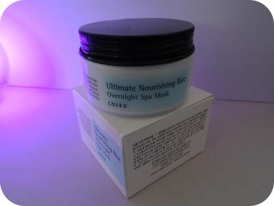 Ultimate Nourishing Rice Overnight Spa Mask by cosrx #21