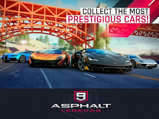 Asphalt 9 Android Mod Apk Download Everything Unlimited Working in All Countries