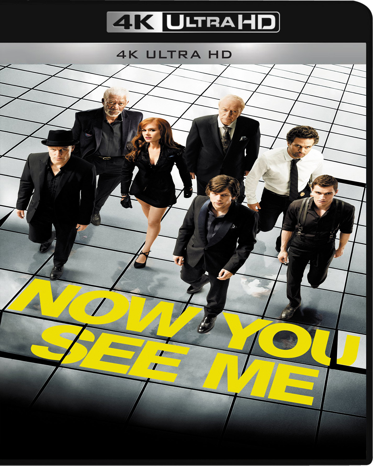 Now You See Me [2013] [UHD] [2160p] [Latino – Castellano]