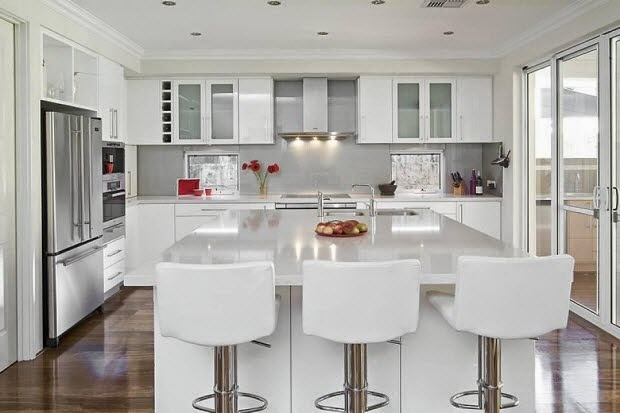 Recessed Kitchen Lighting Hood Vent Layout