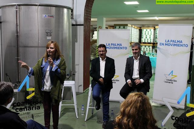 Coalición Canaria presenta a Gregorio Alonso como  candidato a la Alcaldía de Fuencaliente