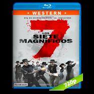 Los siete magníficos (2016) BRRip 720p Audio Dual Latino-Ingles