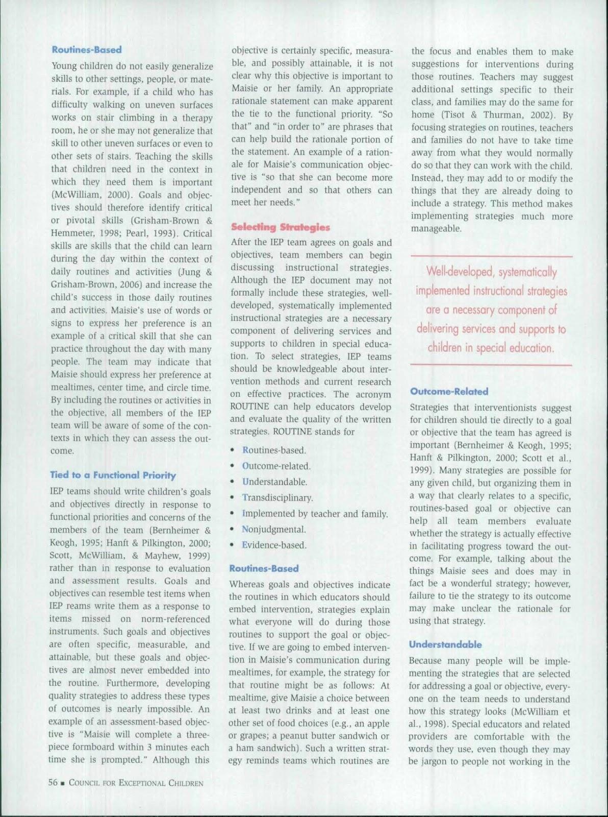 Erika's Ed Tech 6030 Blog: RSA #2: Writing SMART