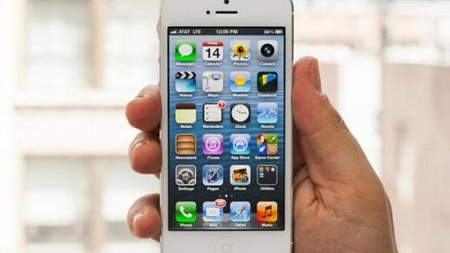 Địa chỉ cung cấp dịch vụ sửa chữa iPhone 5