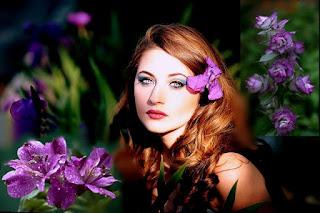 Bunga Dan Wanita