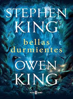 Portada libro Bellas Durmientes de Stephen y Owen King