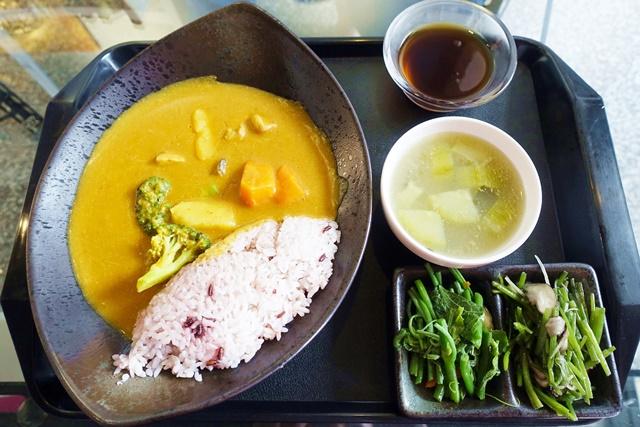 拾光素食~花蓮蔬食早午餐