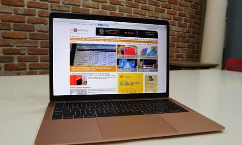 MacBook Air 2018 về Việt Nam giá hơn 37 triệu đồng ảnh 2