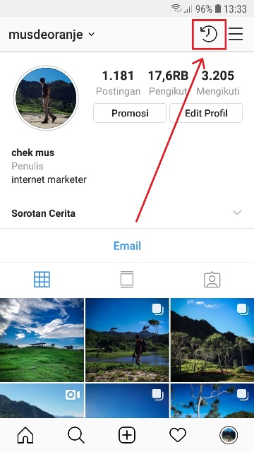 Cara Melihat Story Instagram Yang Sudah Lewat