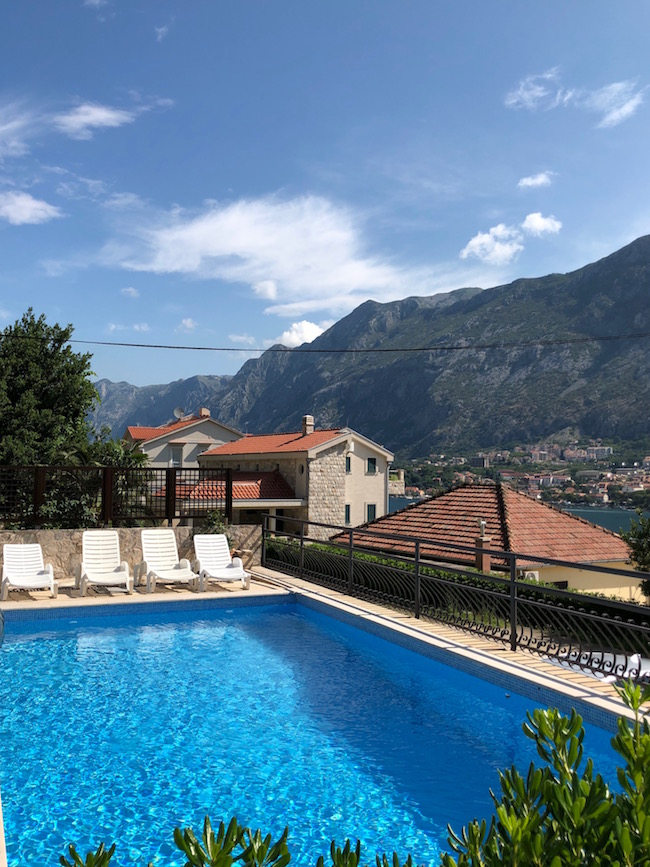 montenegro, matkakertomus