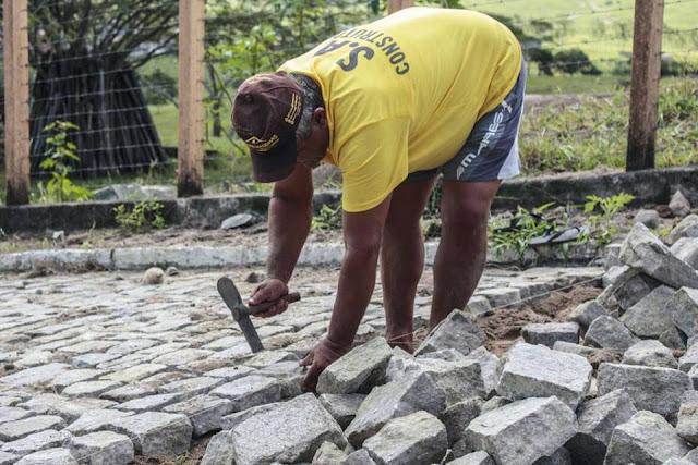 ROMARIA: Começam os preparativos para a 24ª Romaria do Frei Damião.