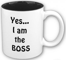 how to be a own boss
