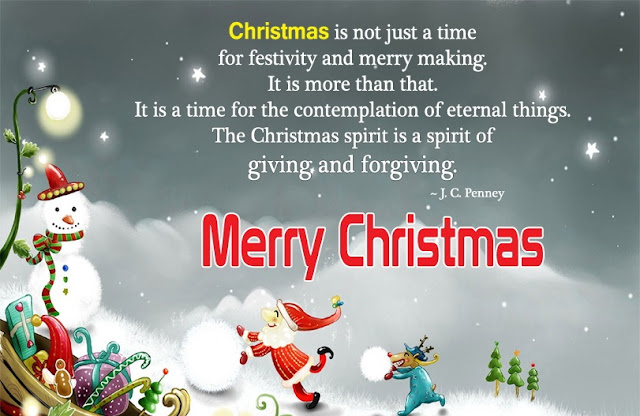 Short Christmas Quotes About Family Friends