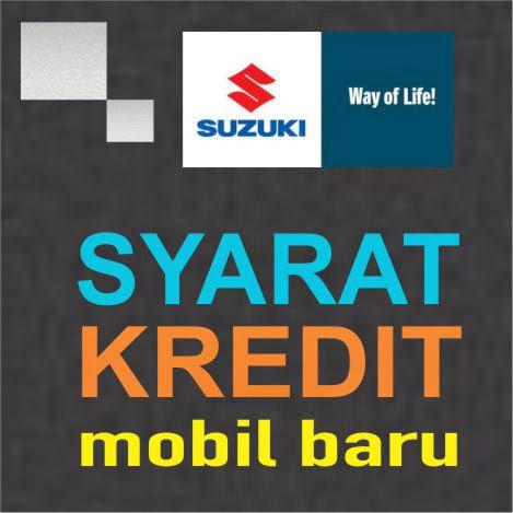 Syarat Kredit Mobil Suzuki Jogja