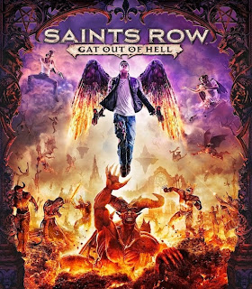 Saints Row Gat Out Of Hell (PC) 2015