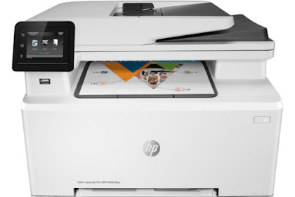 HP Laserjet Pro M281fdw Printer driver for windows, linux and Mac os