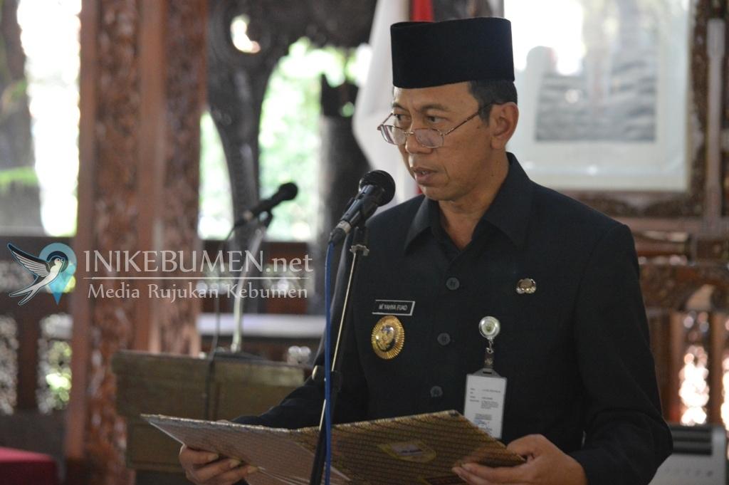 Yahya Fuad Diberhentikan Secara Tidak Hormat dari Jabatan Bupati Kebumen