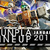 GunPla Lineup January 2017