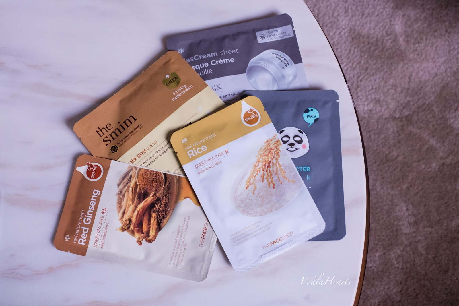 840cb4ca8 The Face Shop Sheet Masks | WalaHearts | Bloglovin'