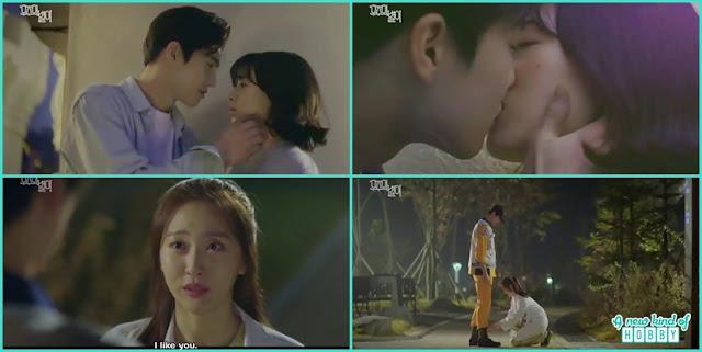 byeol i and woo joo kiss - The Universe Star: Review (Three Color Fantasy)