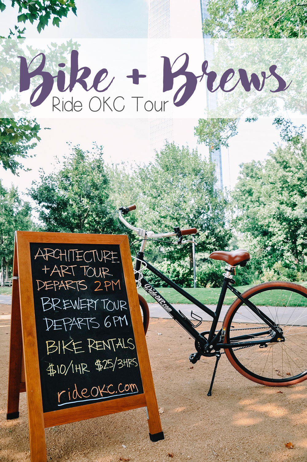 ride okc bike and brews tour