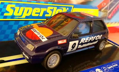 Ford Fiesta Xr2i Hornby