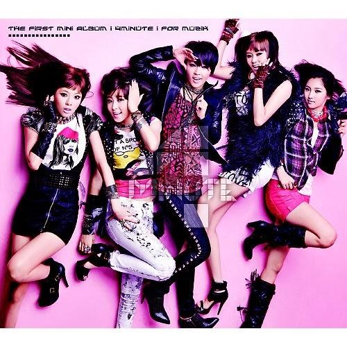 [Mini Album] 4Minute – For Muzik [FLAC]