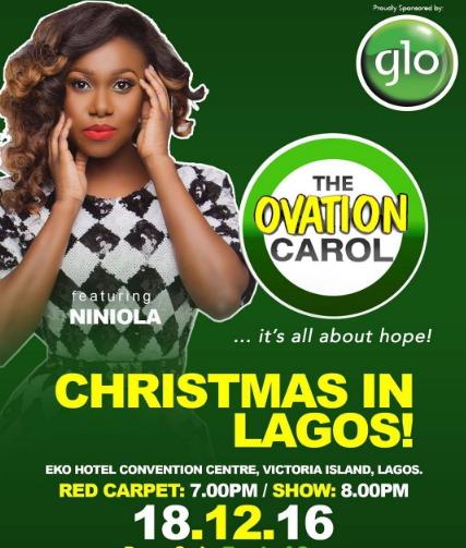 2016 ovation christmas carol lagos nigeria