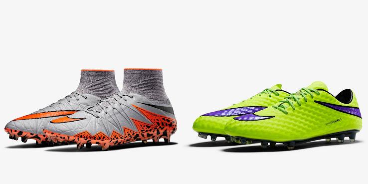 grossiste f96c8 b8486 Nike Hypervenom 1 vs Hypervenom 2 - Footy Headlines