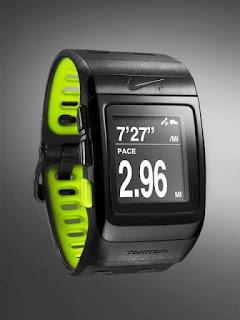 Jam Tangan Digital Nike pria