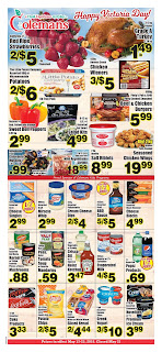 Coleman's Flyer May 18 - 24, 2018