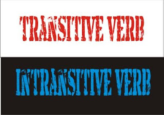 transitive verb dan intransitive verb