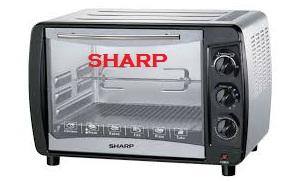 oven listrik sharp terbaru