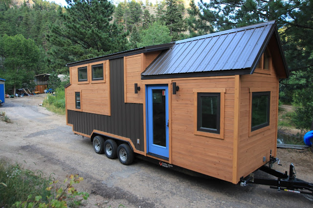 Monarch By SimBLISSity Tiny Homes