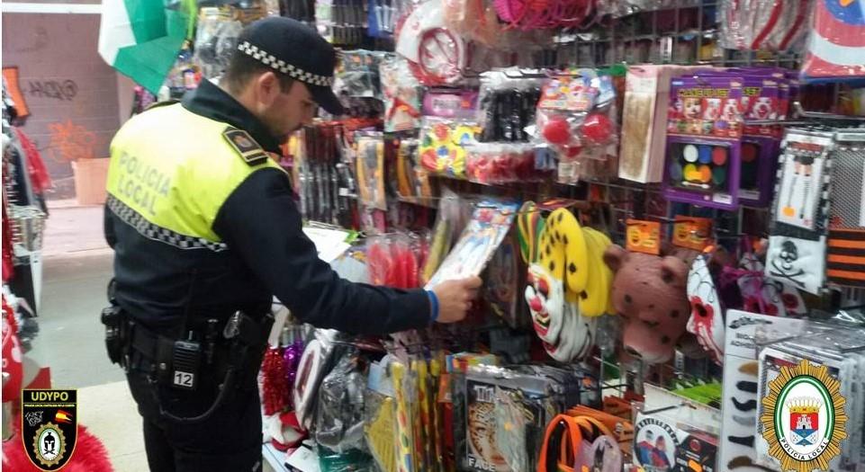 Gel n noticias la polic a local de castilleja de la - Articulos carnaval ...
