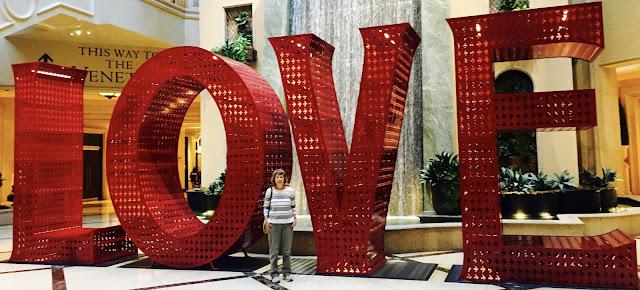 Venetian, Love, Las Vegas