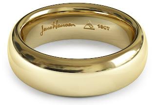 Jens Hansen Ring Of Power