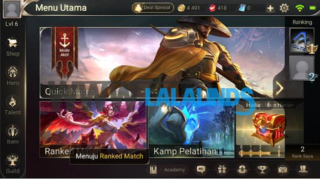 Download AOV Liên Quân 1.17.1.1 Versi Vietnam Bahasa Indonesia Full OBB