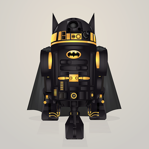 04-Steve-Berrington-Batman-v-Superman-and-their-Superhero-R2-D2-Friends-www-designstack-co