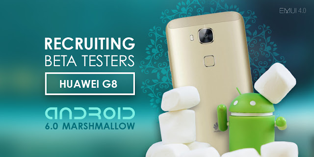 Huawei G8 Marshmallow