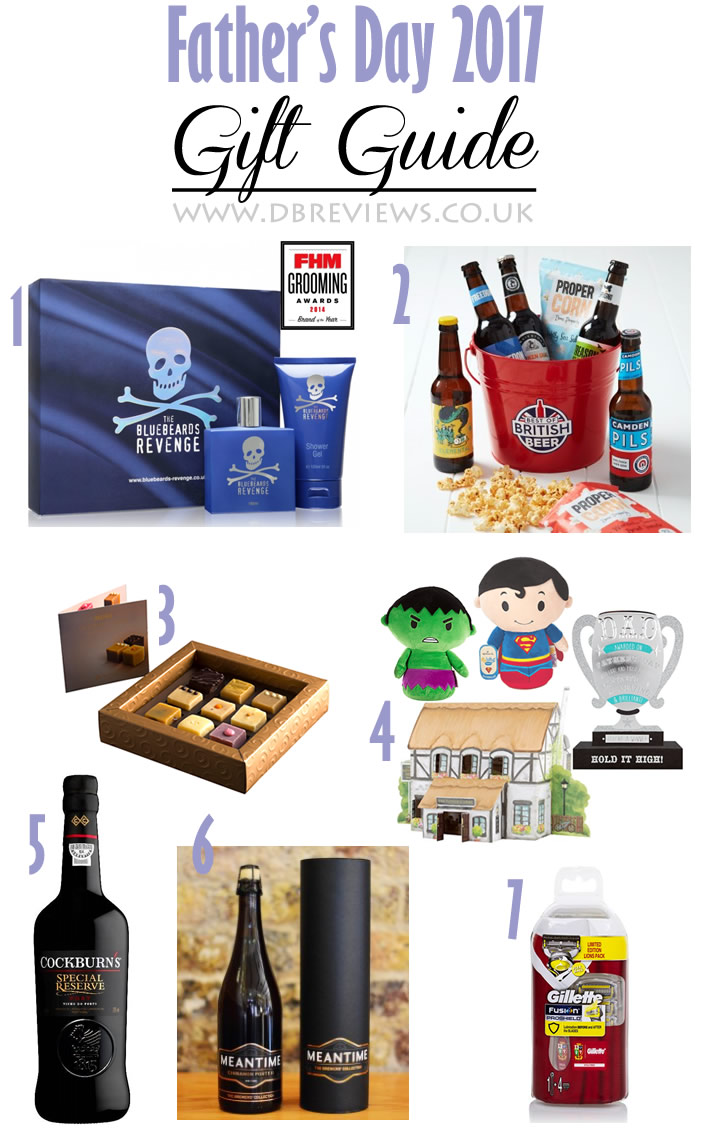 Gifts for Father's Day 2017 | Gift Guide