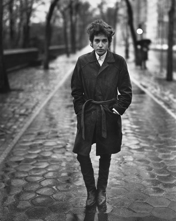 Bob Dylan_Richard Avedon_De volta ao retrô