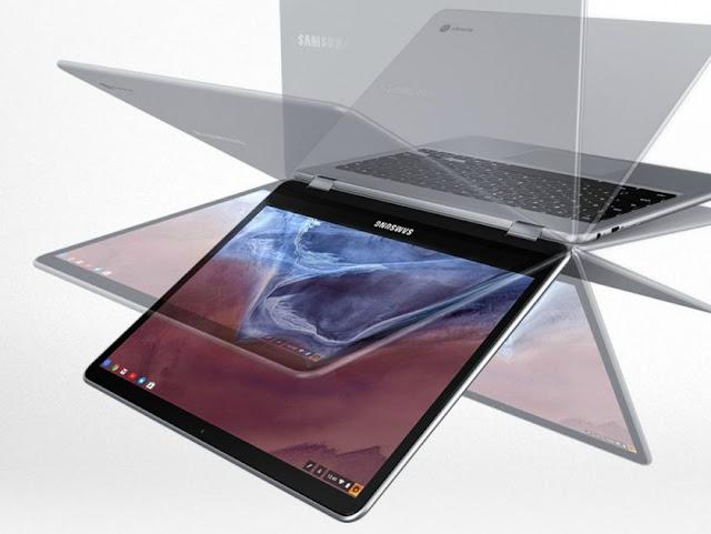 Samsung's new Chromebook Pro