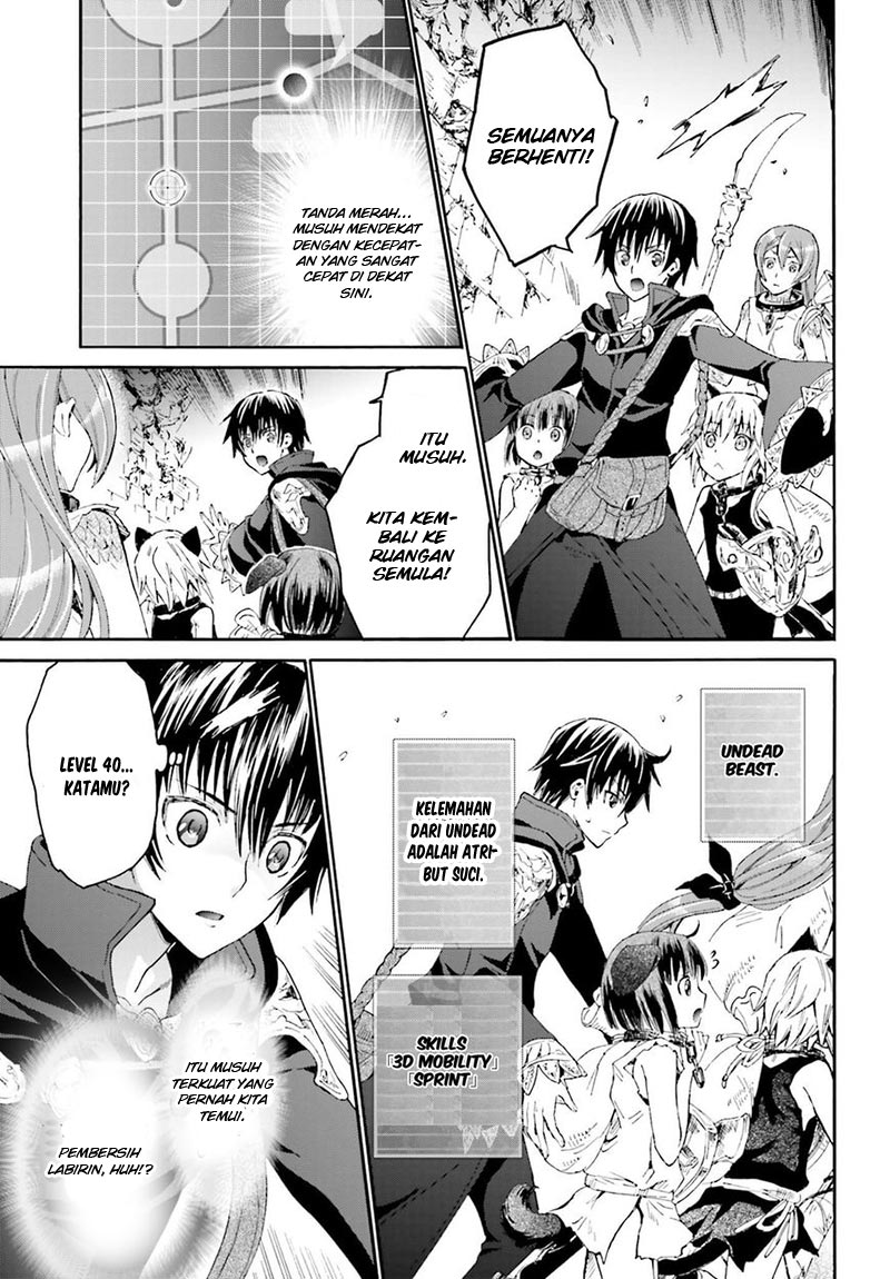 Baca Manga Death March Chapter 9 Bahasa Indonesia