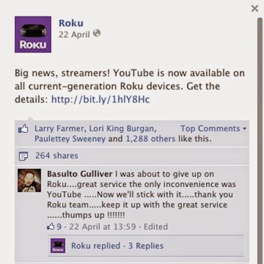UK Roku Channels: Roku UK Channel Store